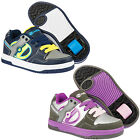 NEW HEELYS FLOW JUNIOR ADULT UNISEX CASUAL FASHION ROLLER SKATE TRAINERS SHOES