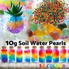 1100 Water Bio Gel Soil Ball Crystal Beads Bridal Wedding Vase Centerpiece Decor