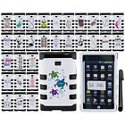 For LG Optimus Logic L35g Dynamic L38c Armor HYBRID HARD Case Phone Cover + Pen