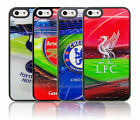 Official Football Clubs FC Case Hard Back Fitted Cover For Apple Samsung Phones