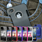 TPU Polymer Tough Skin Gel Cover Case with Belt Clip For Apple iPhone 5 5G 5S
