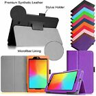 For LG G Pad 10.1 V700 10.1-inch Tablet Folio Magnetic Case Stand Leather Cover