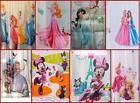 Girls Disney Voile Net Curtain, ready made, various sizes, multiple listing