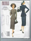 Vintage Vogue 1019 40s Vintage Jacket Skirt Suit NEW Retro Sewing Pattern V1019