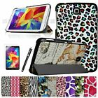 Slim Smart Shell PU Leather Case Cover for Samsung Galaxy Tab 4 Nook Wake/Sleep