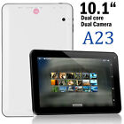 10.1 Newest A23 Android 4.2 Tablet PC 8GB Dual Camera 1GB RAM WIFI US STOCK HCO1
