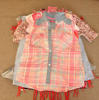 Girls clothes T-shirt / top  Next,George, Matalan,  6-7-8 -9-10 years old girl