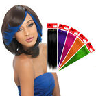 Sensual 100% Human Hair Hi-Lite Highlight Bang Mini Weave Weaving Extension 8""