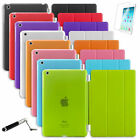 For New Apple iPad 6 iPad Air2 2014 Ultra Slim Smart Magnetic Leather Case Cover
