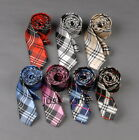 Vintage Retro Chic New Fashion Unisex Boys Girls Polyester Casual Students Tie