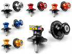 6 Color 8MM CNC Swingarm Sliders Spools For Honda CBF1000 600 CBR1000F US Stock