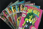 Marvel Comics - The Sensational She-Hulk #1-#60 etc 1989-1994 (from £1.99 each)