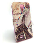 Outstanding Wallet Card Hold Flip Cell Phone Case Cover For iPhone Samsung BDAU