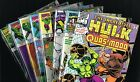 Marvel Comics - The Incredible Hulk various issues 1983-2001 (from £1.99 each)
