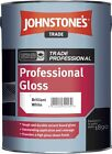 Johnstone's Trade Professional Gloss RAL 6004 5 Litre