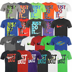 Nike Herren T-Shirt Just Do It Shirt S M L XL 2XL XXL Swoosh Tee Freizeit NEU