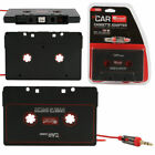 Audio Car Tape Cassette Adapter Converter AUX for Apple iPhone iPod MP3 Player