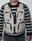 Multiple pockets Vest for Fishing Camping Hunting Travel Outdoor Jacket VestBDUS