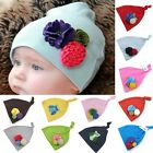 Cotton Baby Hat Toddler Newborn Infant Cotton Beanie Photo Prop Cap Hat Hot Sell