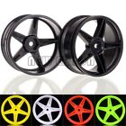 """RC 1/10 Car Off Road Buggy Front Rear 2.2"""" Wheel Rim 06008 06024 For HSP Redcat"""