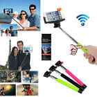 New Selfie Monopod Stick Bluetooth Control Mobile Phone Holder For IOS & Android