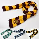 Harry Potter Gryffindor Slytherin Ravenclaw Cosplay Costume  Scarves Wraps Gifts
