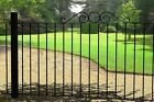 GARDEN METAL GALVANISED FENCE Morpeth Fencing ~SALE~