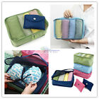 Foldable and Portable Travel Bag Clothes Underwear Lingerie Storage organizer