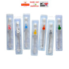 CANNULA VENFLON WITH INJECTION PORT & WINGS BIG CHOICE OF QTY & 7 SIZES