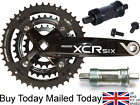 Suntour XCR CHAINSET Alloy 170mm Shimano 8 9 Speed 22/32/44 Crank Bike Cycle MTB