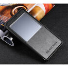 VIEW Windows PU Leather Flip Case Stand Cover Skin For Samsung Galaxy Note 4 NEW