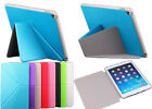 HX XZW Transformable Smart Cover Stand Case For Apple ipad air2 ipad6 ipad 6