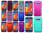 Samsung Galaxy AVANT TUFF solid Hybrid hard Case Phone Cover accessories