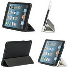 Ultra Slim Leather Magnetic Smart Stand Folio Case Cover For Apple iPad Mini 3/2