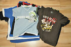 Short sleeve t-shirt  Next, H&M,  Rebel, for  7-8 years old boy