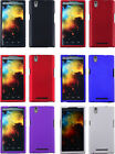 ZTE ZMAX Hard rubberized fitted slim Case Phone Cover protector