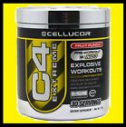 CELLUCOR C4 EXTREME PREWORKOUT 30 SERVINGS CHOOSE FLAVOR! WITH NO3 PUMP ENERGY