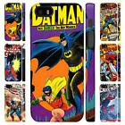 DC Marvel Comic Book Full Wrap Cover Case for Apple iPhone 4 - 4S 5 - 5S - W37