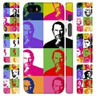 Pop Art Full Wrap Cover Case for Apple iPhone 4 - 4S 5 - 5S - W9