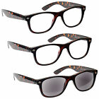 2 x Reading Glasses 1 x Sun Readers 3 Pack Brown Tortoiseshell UVRSR3PK007 $24.44 USD
