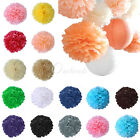 """Tissue Paper Flower Ball Wedding Party Home Decor 6""""/8""""/10""""/12""""/15"""" Wholesale"""