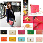 Внешний вид - Womens Ladies Envelope Clutch Chain Purse Handbag Tote Shoulder Handbag Hand Bag
