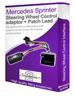 Mercedes Sprinter car stereo adapter, Connect your Steering Wheel stalk controls