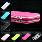 FOR IPHONE 5C  TPU ULTRA SLIM RUBBER GEL SOFT SILICONE SKIN BUMPER CASE COVER