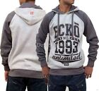 Ecko hoodie hip hop unisex shorditch star G black size S M L XL 2XL