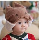 Korean style boy girl Trendy Baby Toddler children warm hat cap Beanie winter LA