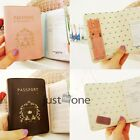 New Concise Passport ID Holder Cover Identity Document Folder Go Abroad Travel