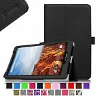 Folio PU Leather Magnetic Cover Stand Case For Verizon Ellipsis 8 4G LTE Tablet