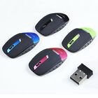 2.4GHz Portable Wireless Optical Gaming Mouse For Computer PC Laptop Tide New