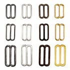 "Solid Brass Tri Glides 3 Bar Adjusters 1"" ( 25mm ) 1.2"" ( 30mm ) 1.5"" ( 38mm )"